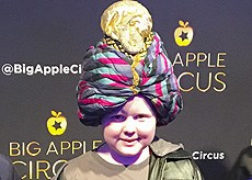 Trip to The Big Apple Circus