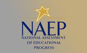 NAEP logo.