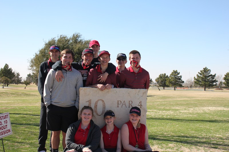 Bearkat Golf Tournament Results Thumbnail Image