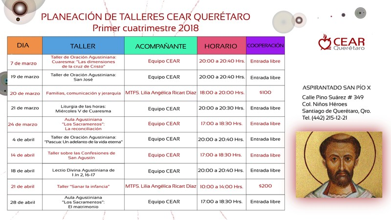 Talleres CEAR Featured Photo