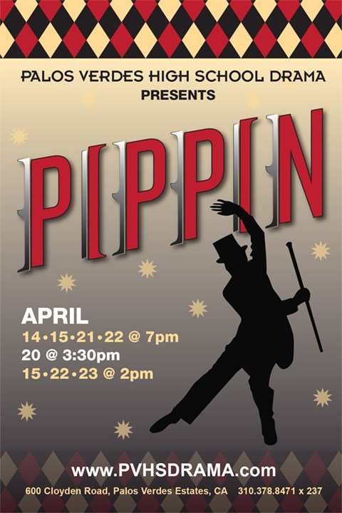 MUSICAL HIT 'PIPPIN' SET TO TAKE THE STAGE AT PV HIGH Thumbnail Image
