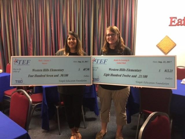 TEF ITG Winners