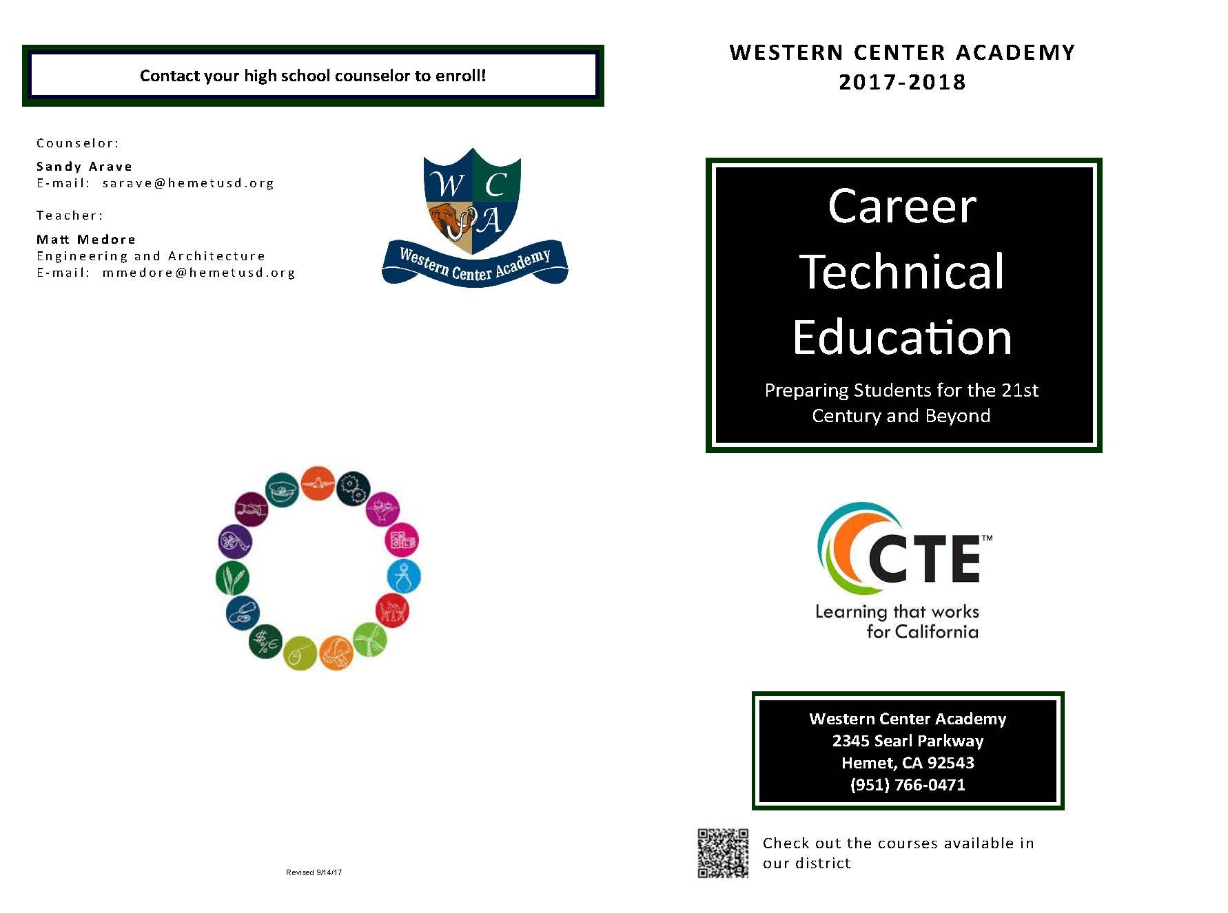 Western Center Academy