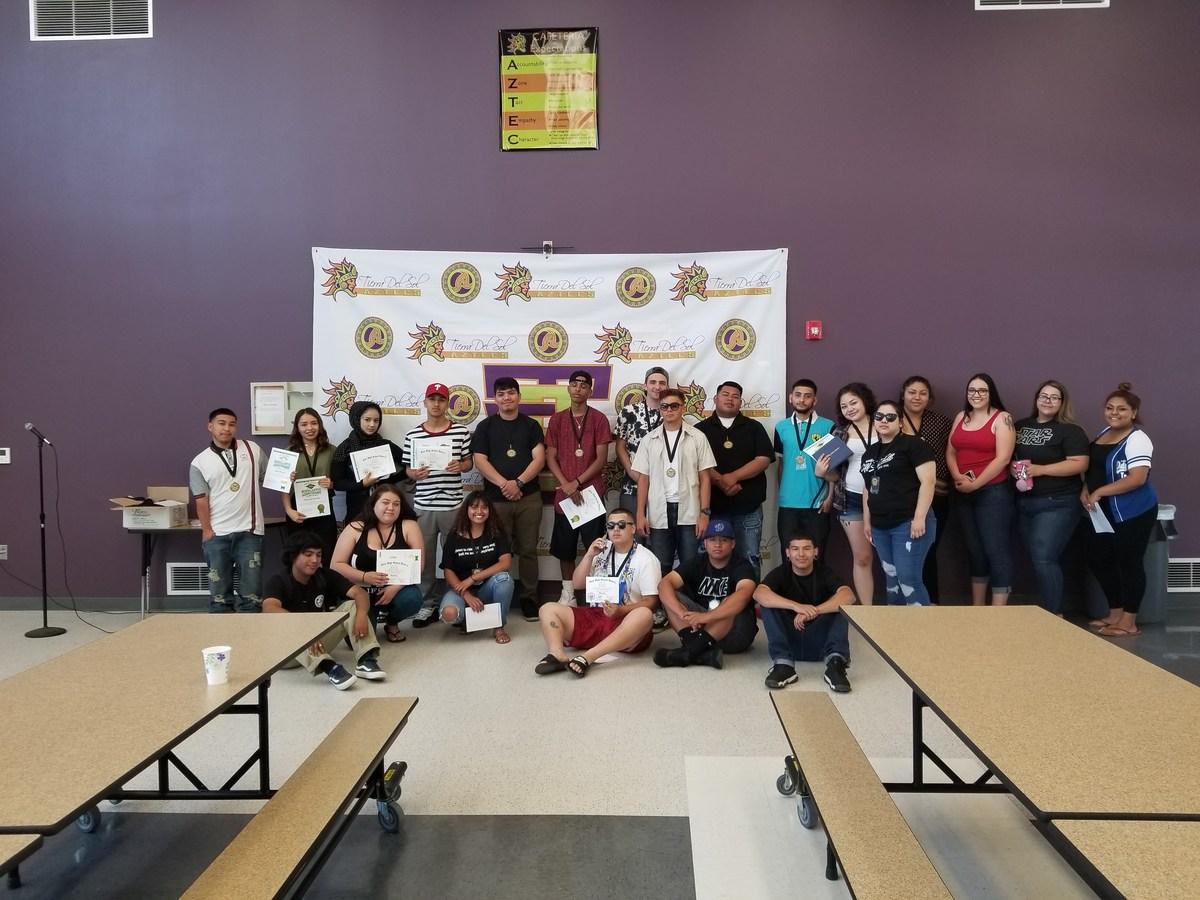 Tierra Del Sol High School