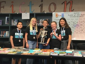 Dartmouth Battle of the Books Team