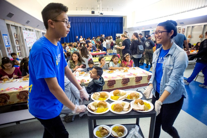 THANKSGIVING FEAST Featured Photo