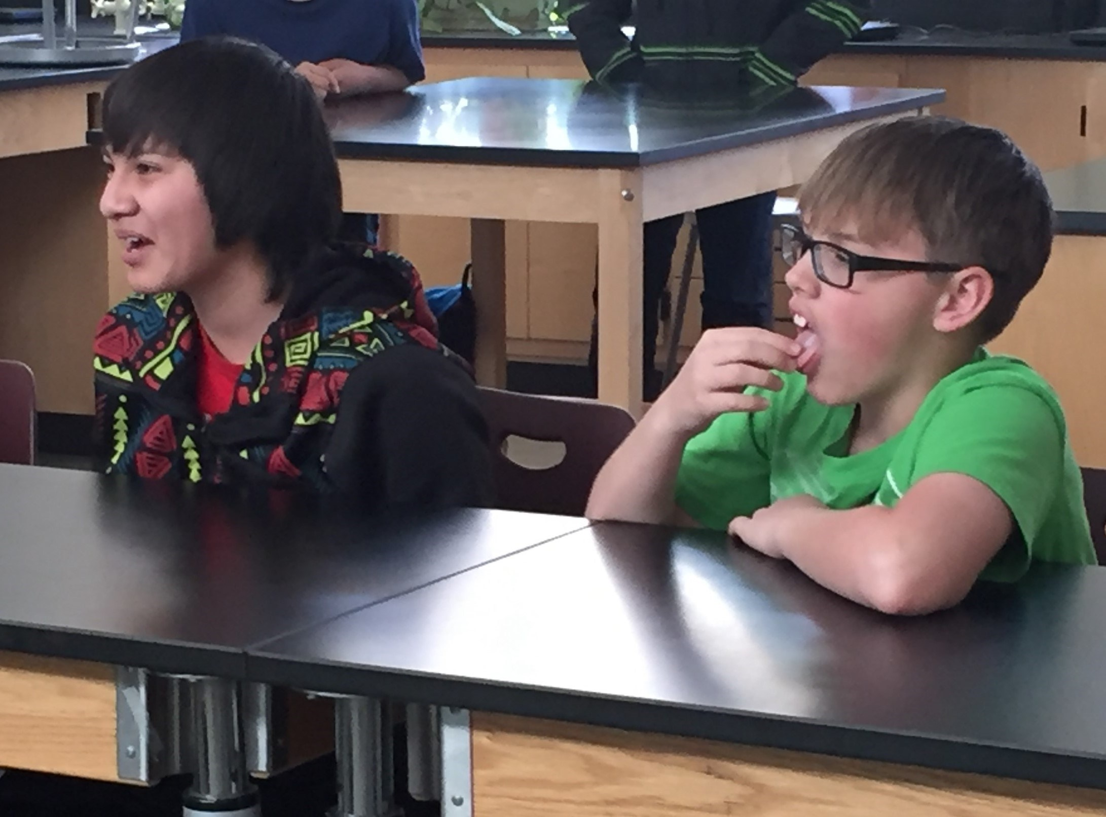 CMS Students Identify Who Has Taste Receptor Gene that Detects Bitter Flavors Most Distinctly