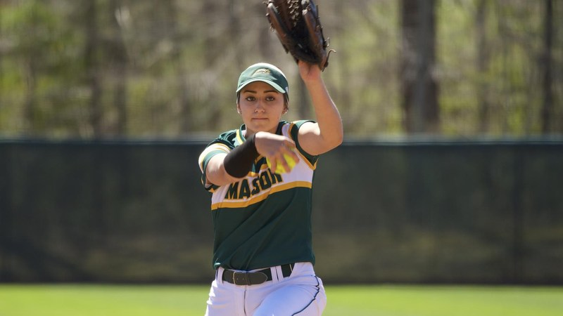 2015 Graduate Breaks Strikeout Record at George Mason Featured Photo