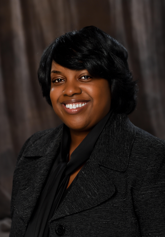 Dr. Mae McKinney, Principal of VECA