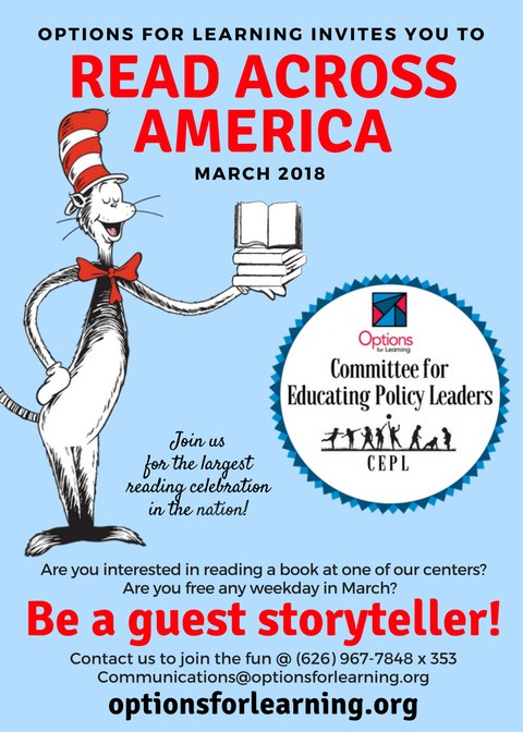 Read Across America Month - a great success! Featured Photo