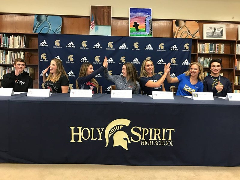 Fall Signing Day at Spirit! Featured Photo