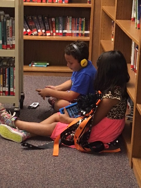 Sharing reading