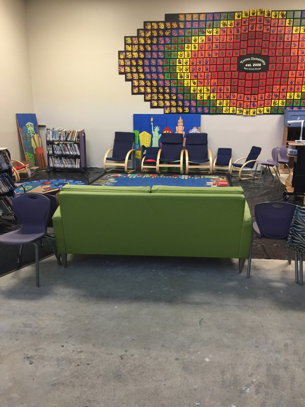 Torres Elementary Receives Grant to Rebuild Library, Harvey Recovery Thumbnail Image