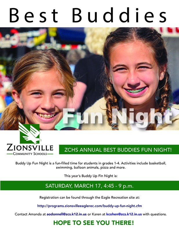 ZCHS Best Buddies Fun Night Thumbnail Image