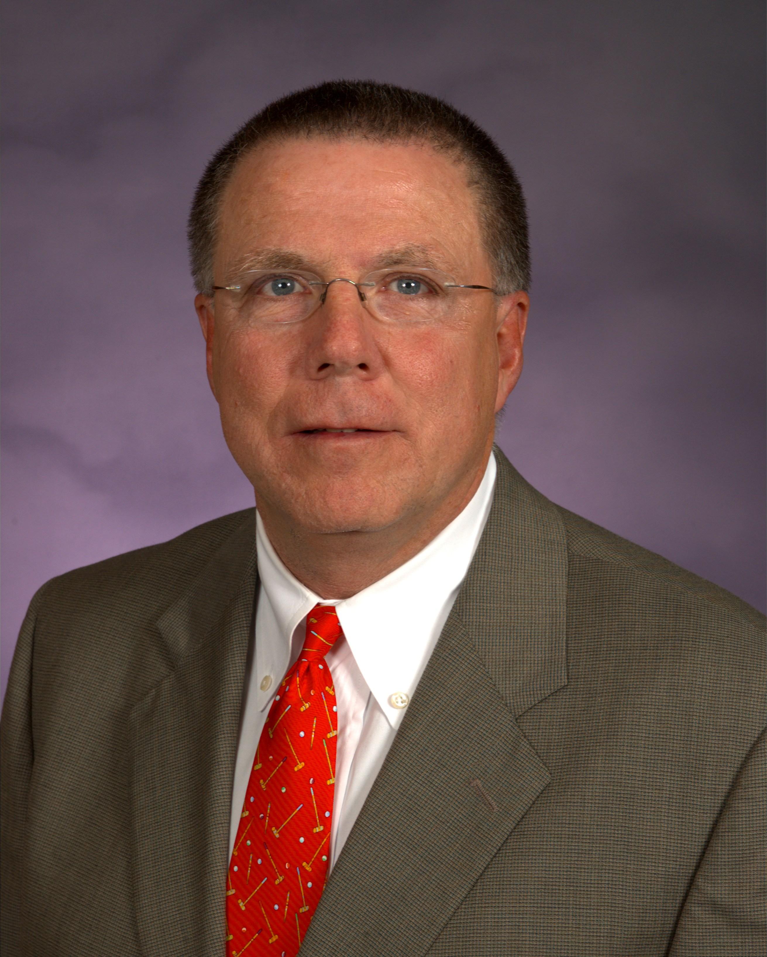 Headshot of Head of School, Ronnie K. Wall