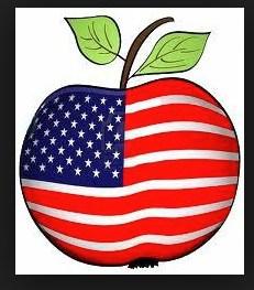 Flag Apple