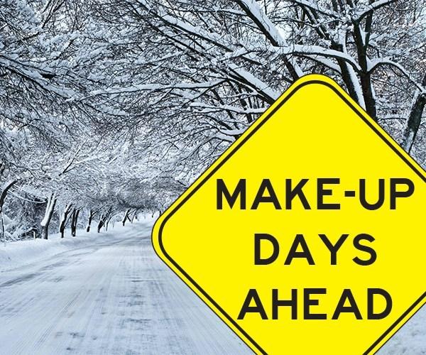 Snow Make-Up Day Thumbnail Image