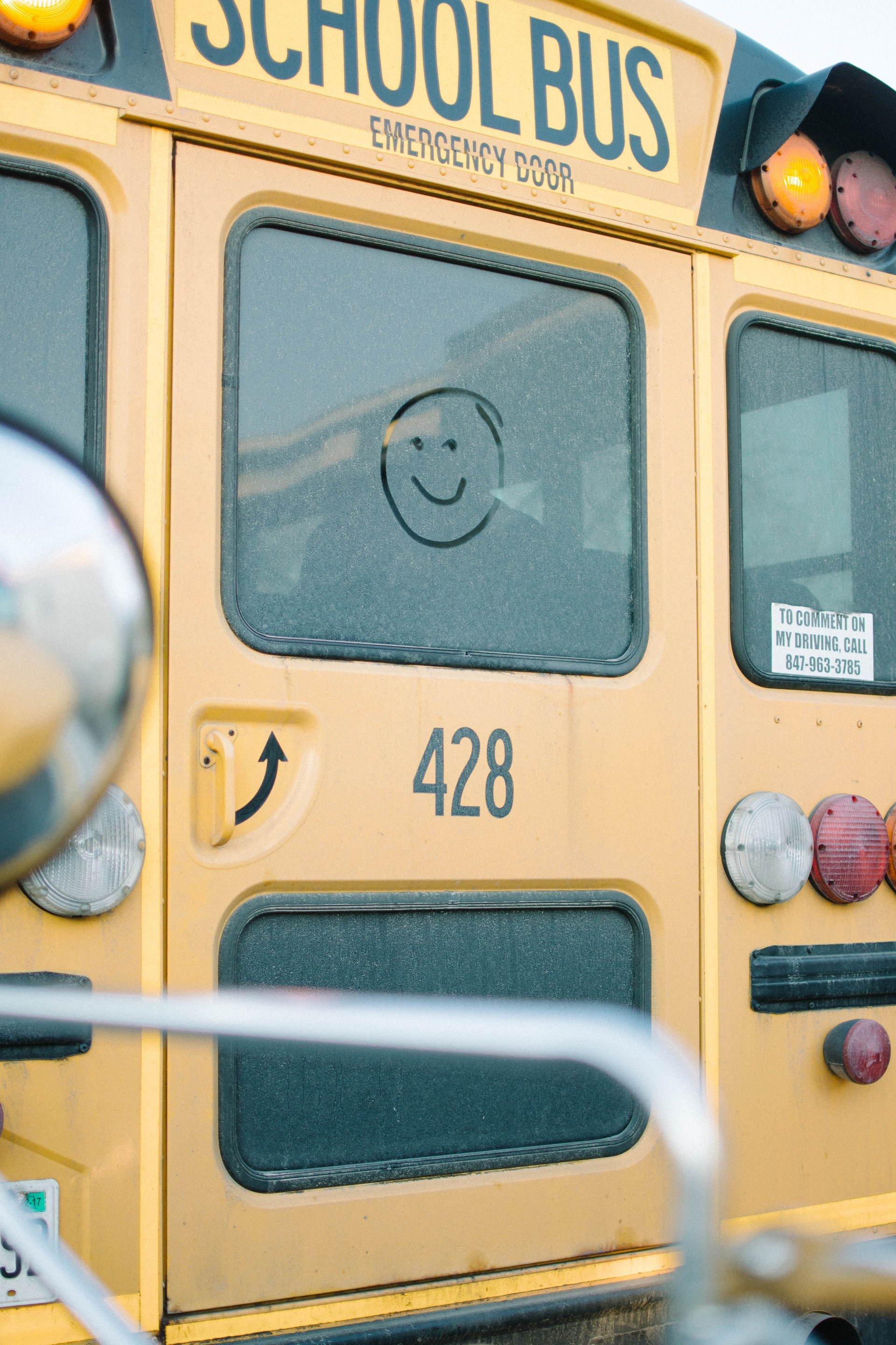 Happy Face Bus