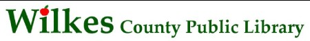Wilkes County Public Library logo