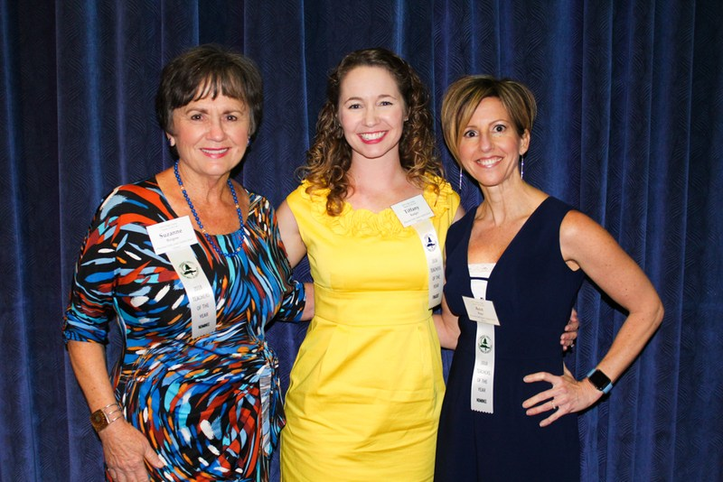 PYLUSD teachers Tiffany Badger, Suzanne Borgese, and Ann Rago honored at 2018 Orange County Teachers of the Year banquet Thumbnail Image