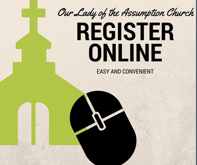 Register Online! Thumbnail Image