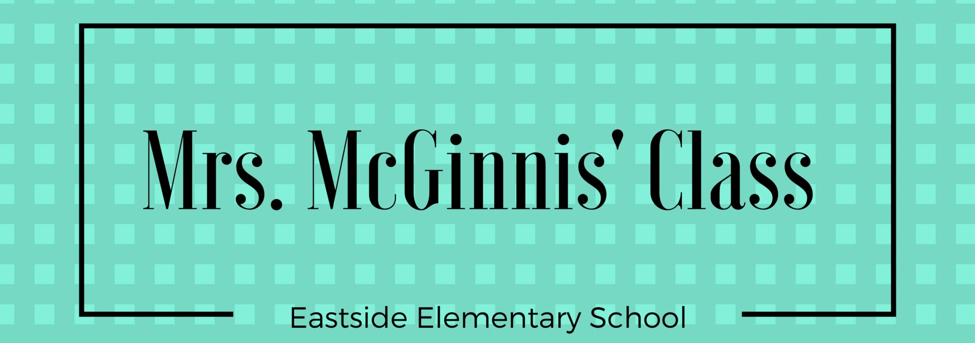 mcginnis homepage