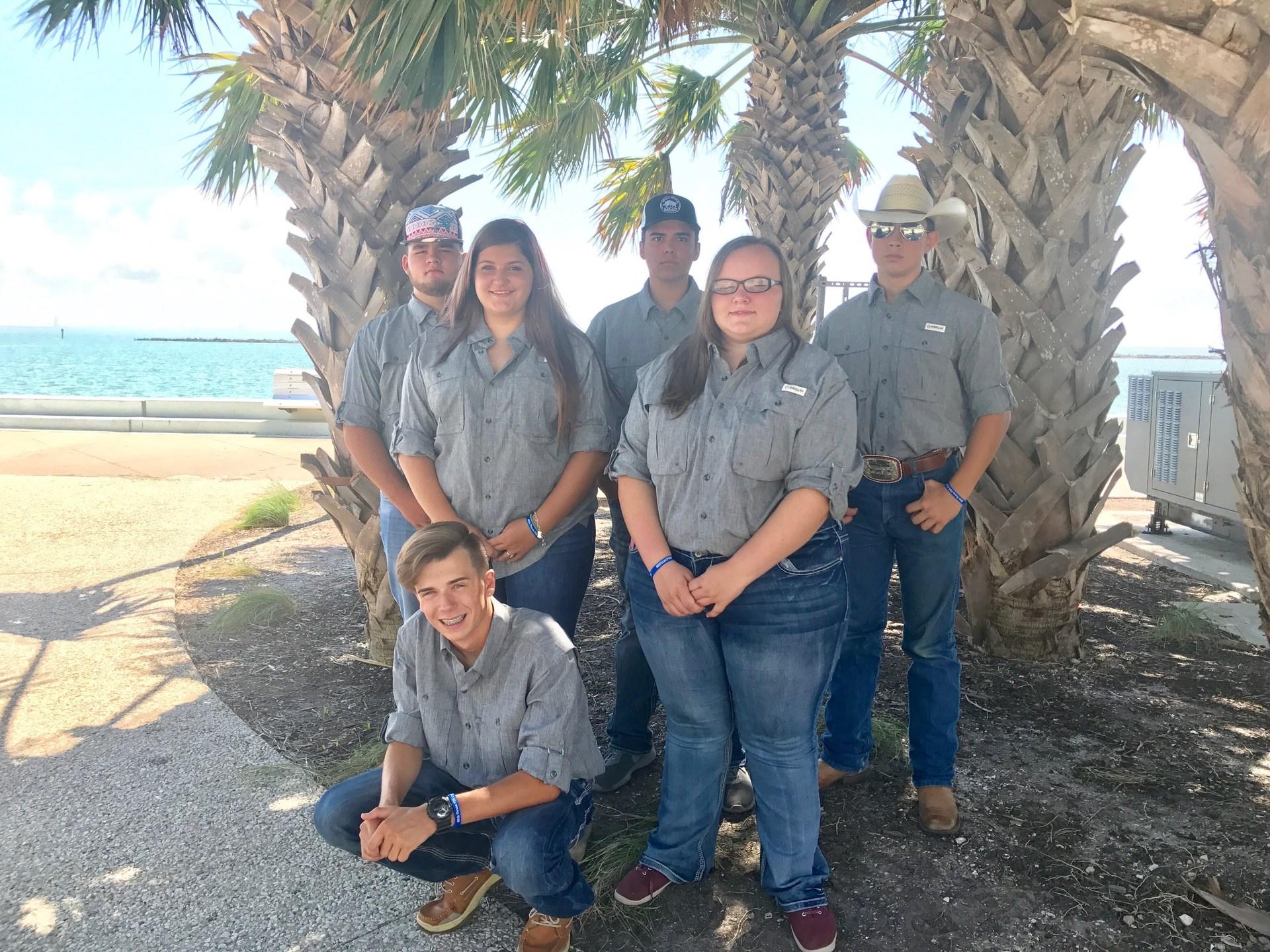 2017-2018 Officer Team
