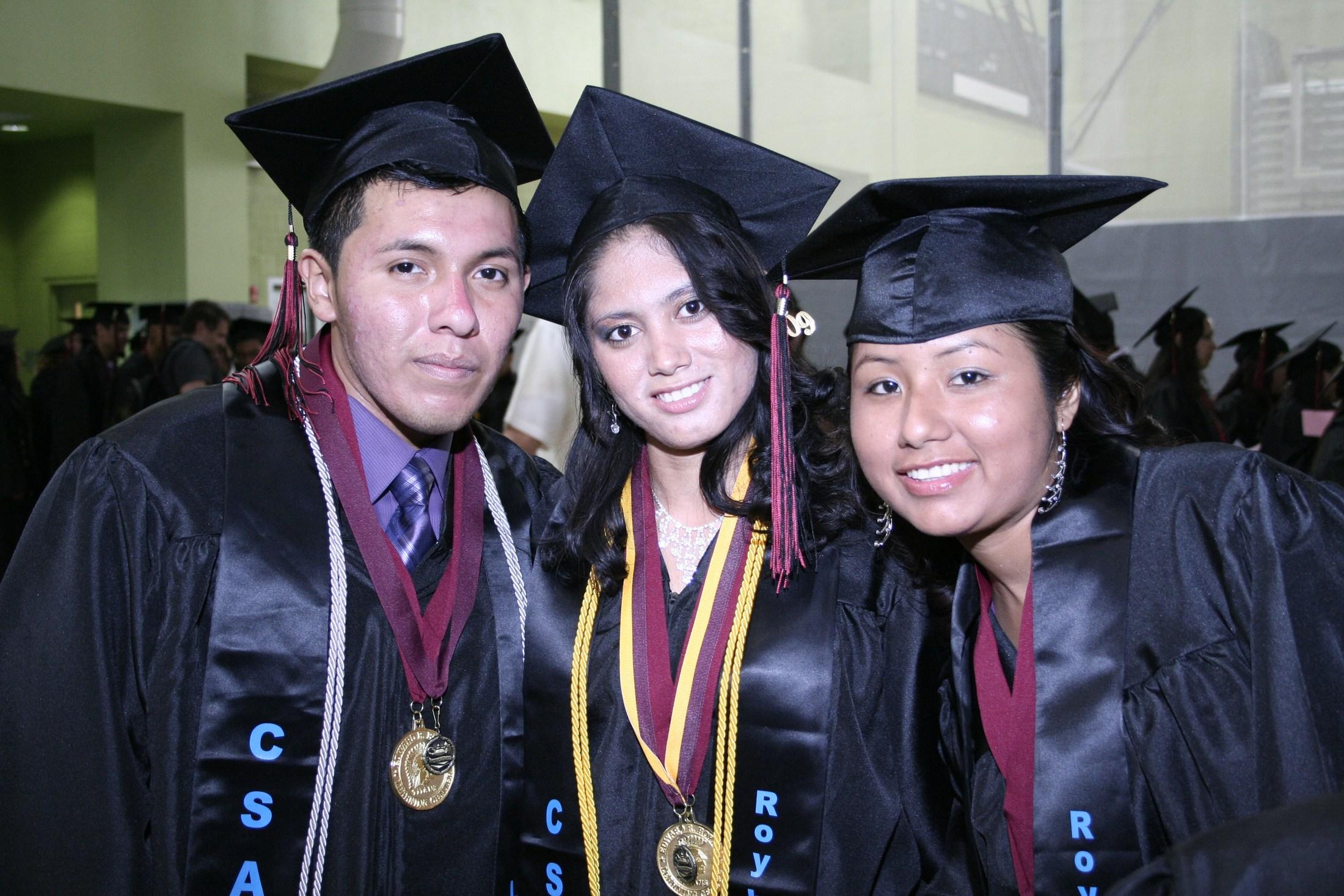 CSA Grads