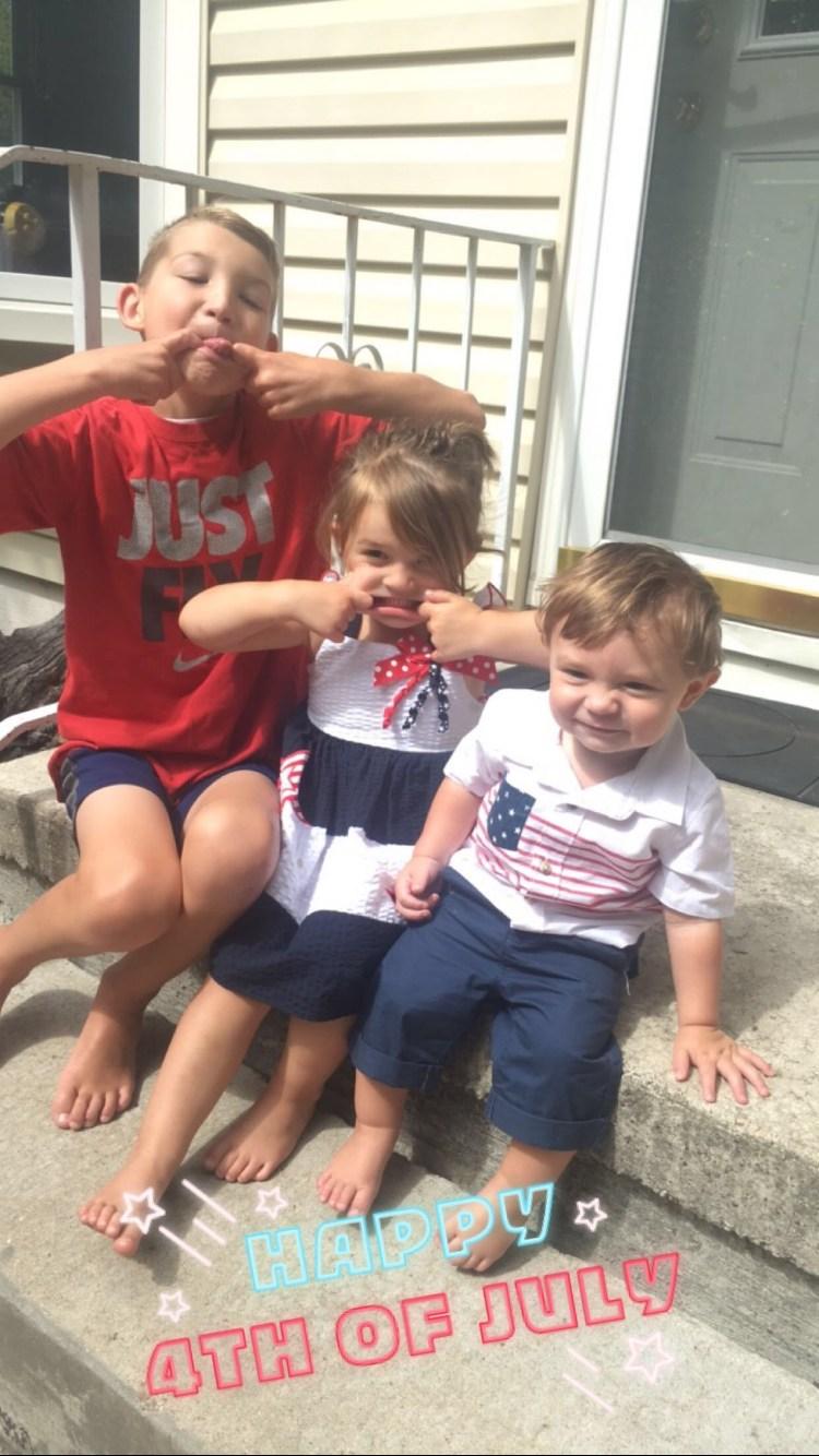My Niece and Nephews