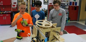 stewarts creek middle robotics