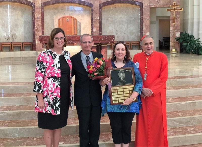 Mrs. Illich wins Education Award! Thumbnail Image