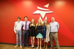 Magnolia High School Varsity Swim Team State Finalists.jpg