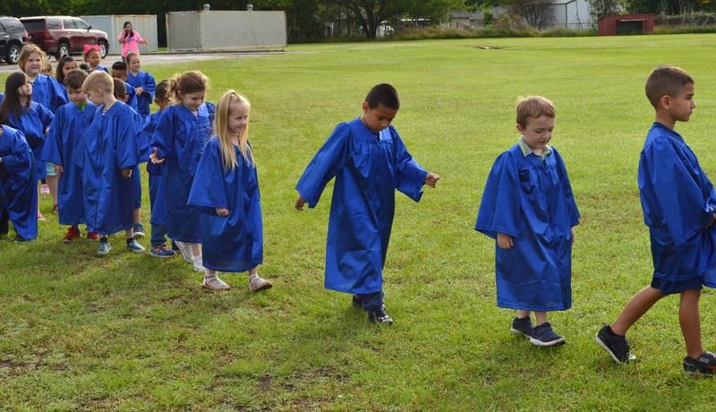Kindergarten Graduation Slide Show Thumbnail Image