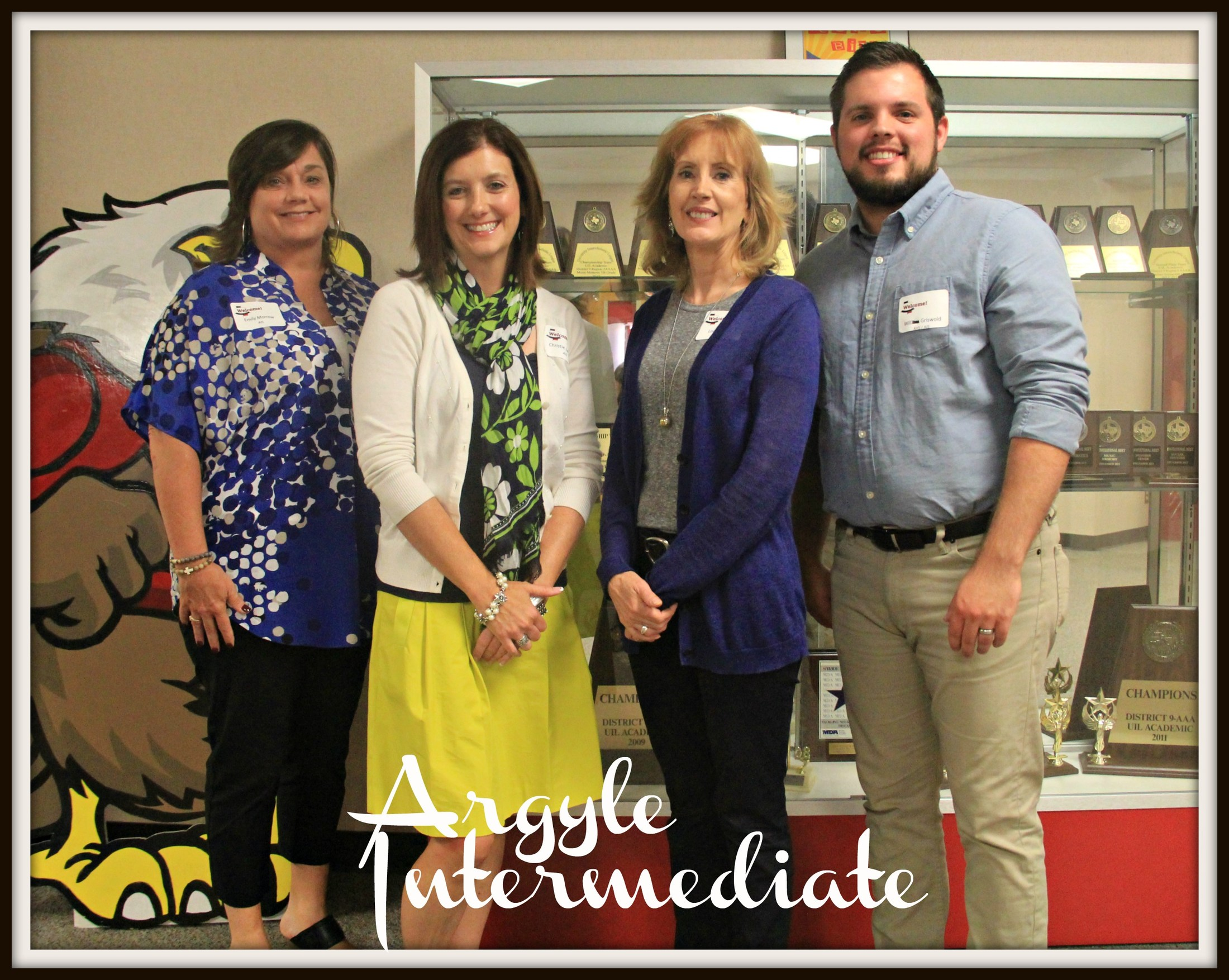 Argyle Intermediate School Staff