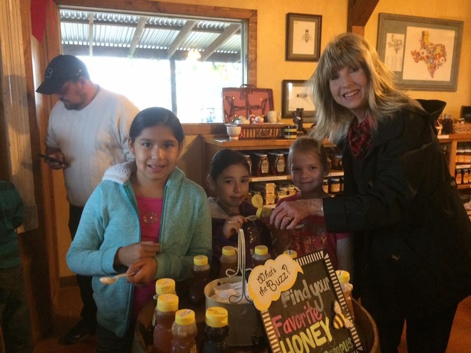 Field Trip to Walker Honey Farm