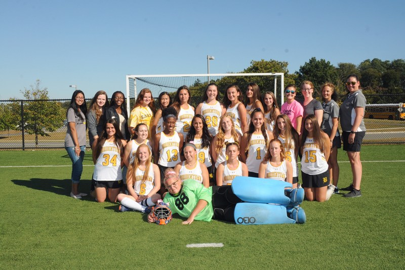 Field Hockey Team wins BRHS Athletic-Academic Challenge for Fall Season Thumbnail Image