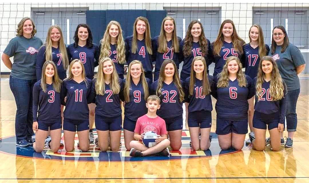 2017 wchs volleyball