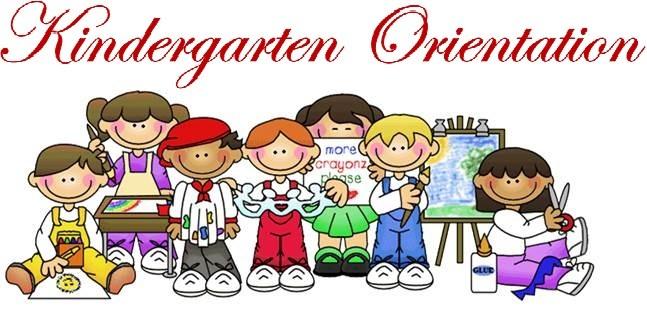 Transitional Kindergarten / Kindergarten Orientation ! Thumbnail Image