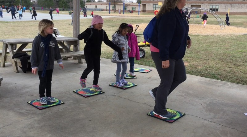 Let the Games Begin: Recess at Thomasville Primary School Makes Every Student a Winner Featured Photo
