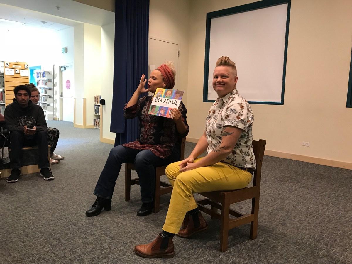 ASL Storysigning at Fremont Main Library - Educational