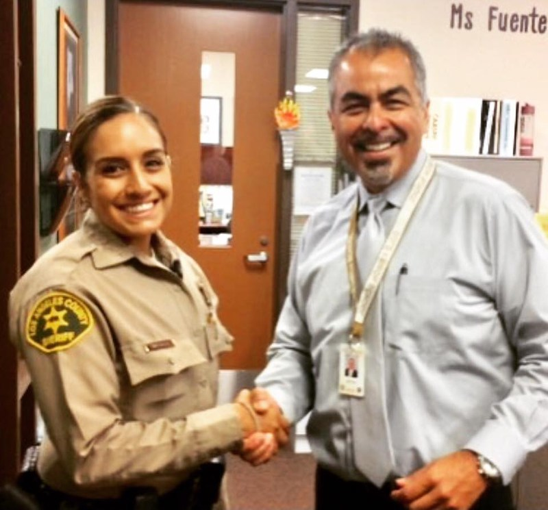 Golden Valley gets new resource officer Featured Photo