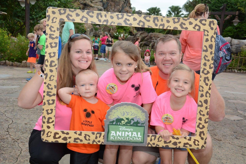family pic animal kingdom