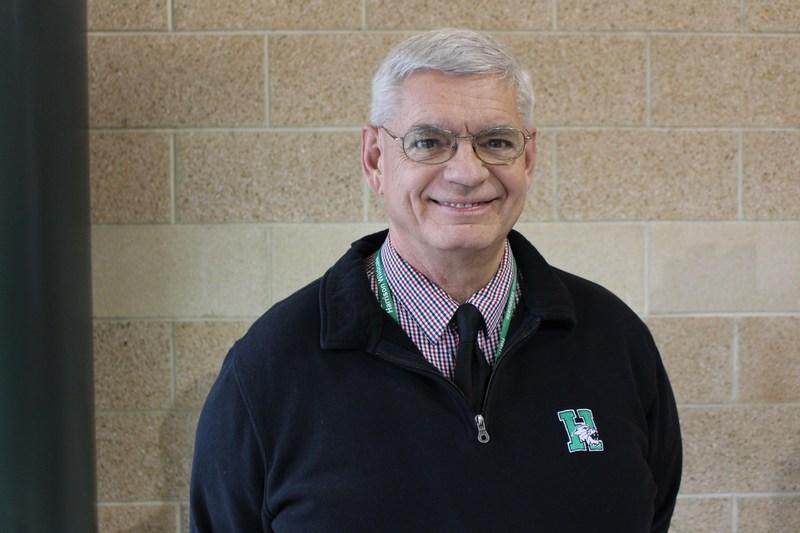 Baker Announces Retirement from Harrison High School Thumbnail Image