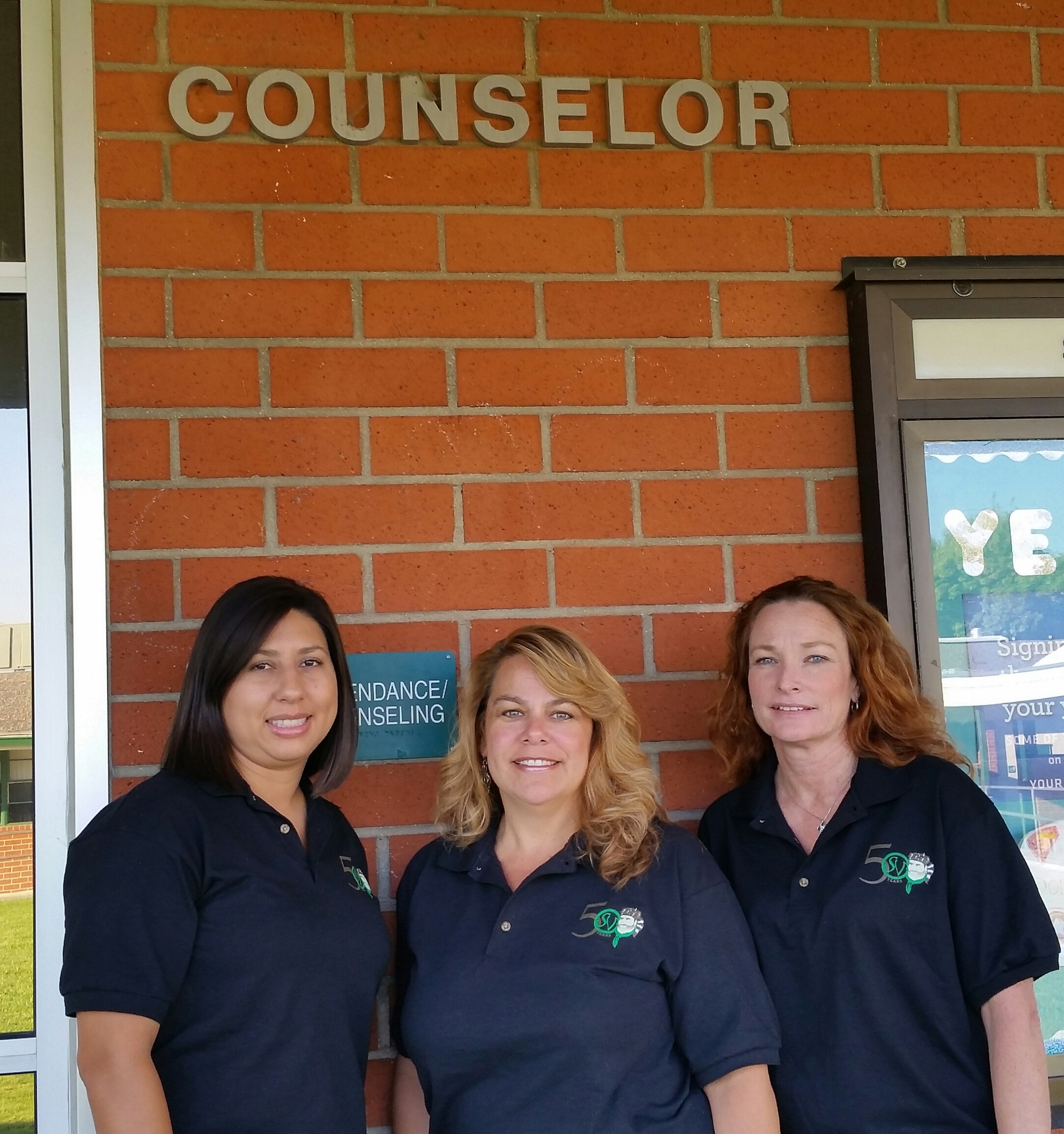 Mrs. Knolls, Mrs. Saunders, and Ms. Roth