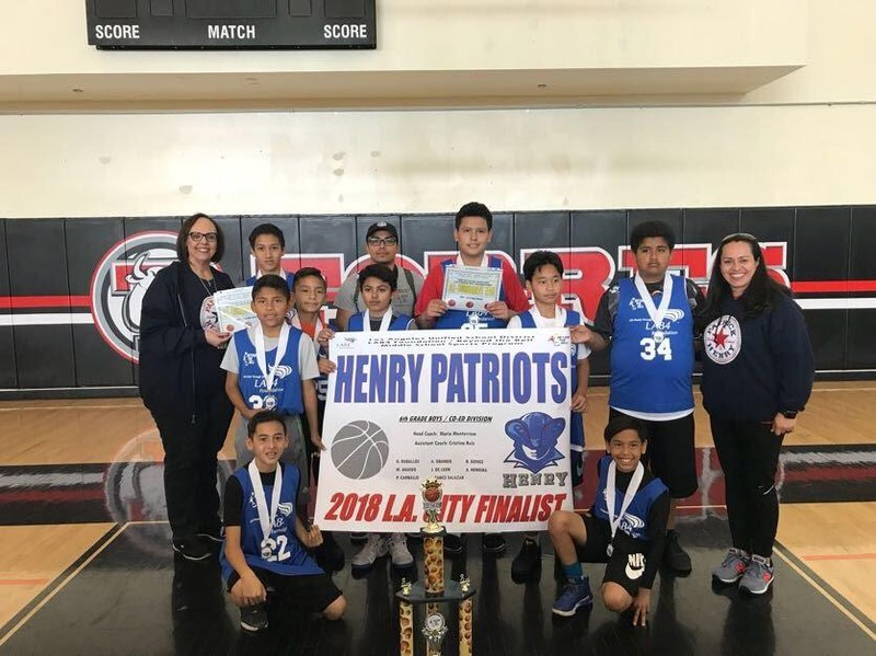 Congratulations to our 6TH Grade Boys Basketball team Featured Photo