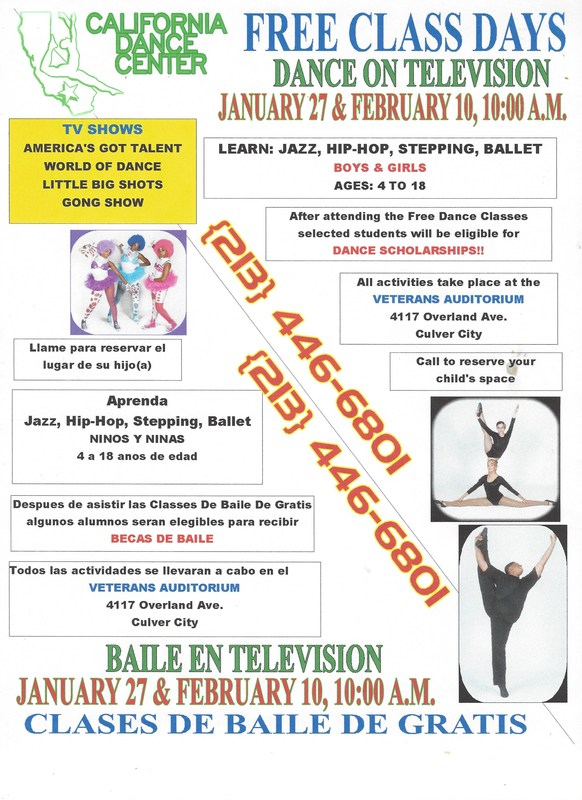 Extracurricular classes for students and additional Family Fun!! Thumbnail Image