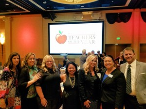 OC Teacher of the Year Ceremony