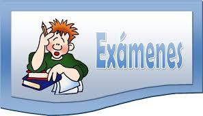 Calendario de exámenes semestrales de Secundaria Featured Photo
