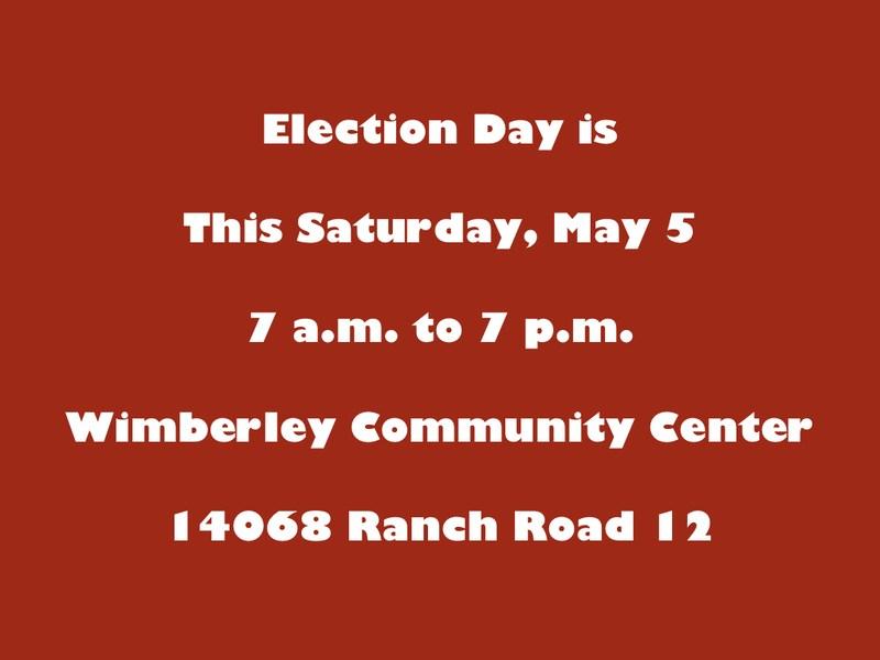 Tomorrow, May 5, is Election Day Thumbnail Image