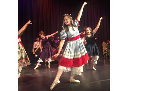 Meet the SHA Students Taking the Lead in the Nutcracker Featured Photo